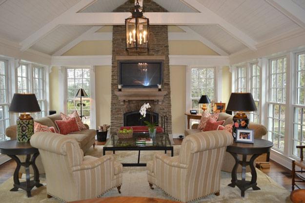 Linda Heck Interior Design Portfolio Nantucket Style